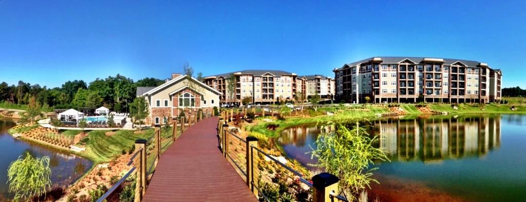 Lake Norman Waterfront Apartments